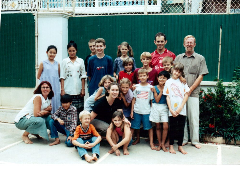 HOPE International School - 2002 to 2003