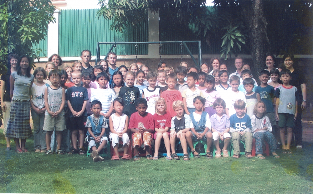 HOPE International School - 2003 to 2004