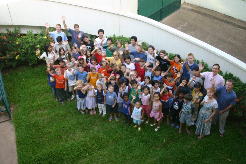 HOPE International School - 2004 to 2005