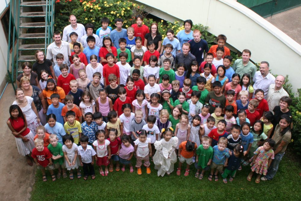 HOPE International School - 2005 to 2006