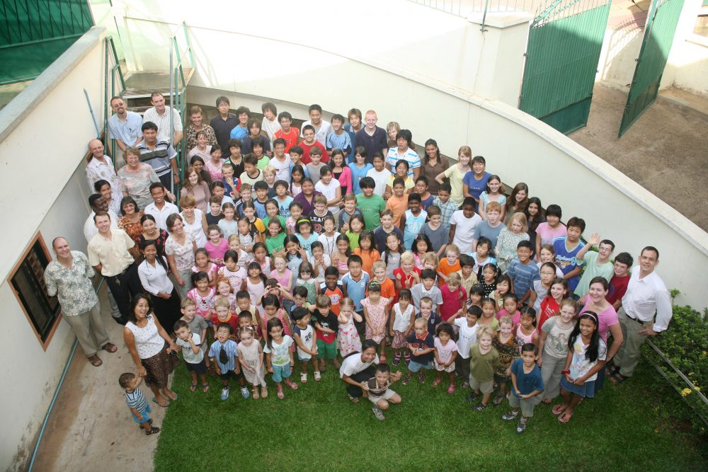 HOPE International School - 2006 to 2007