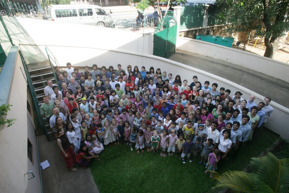 HOPE International School - 2007 to 2008