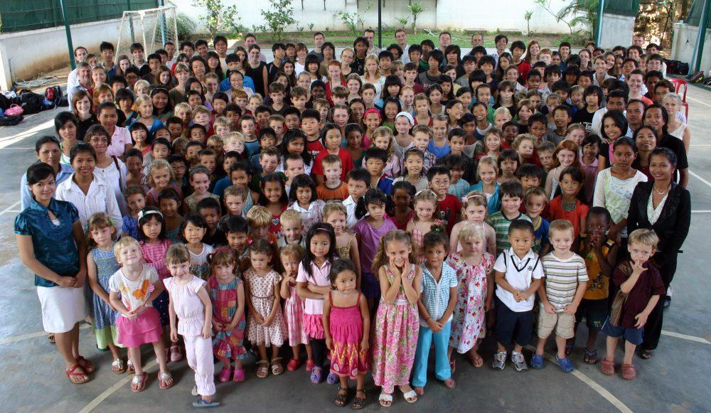 HOPE International School - 2008 to 2009