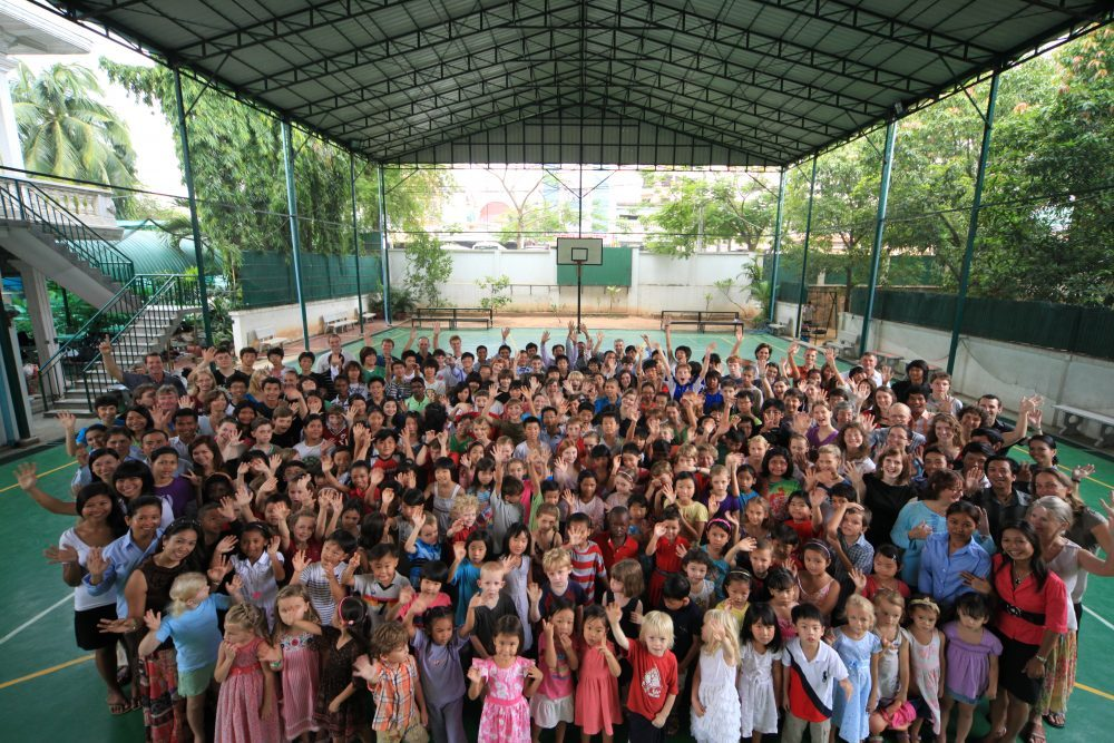 HOPE International School - 2009 to 2010