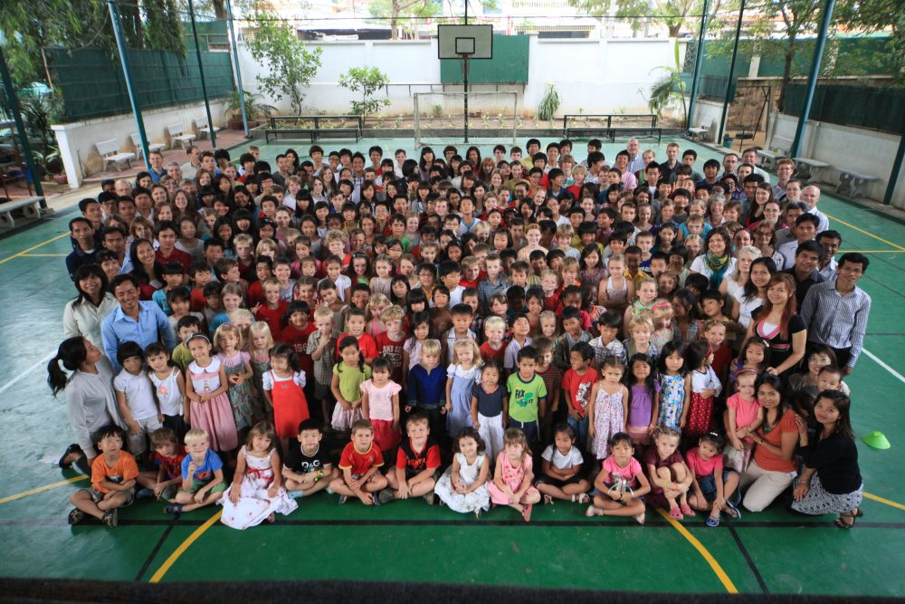 HOPE International School - 2010 to 2011
