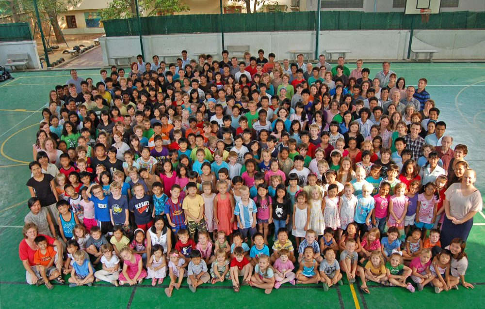 HOPE International School - 2011 to 2012