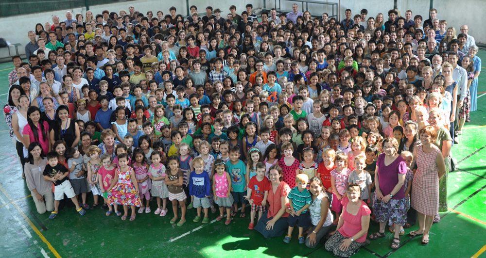 HOPE International School - 2013 to 2014
