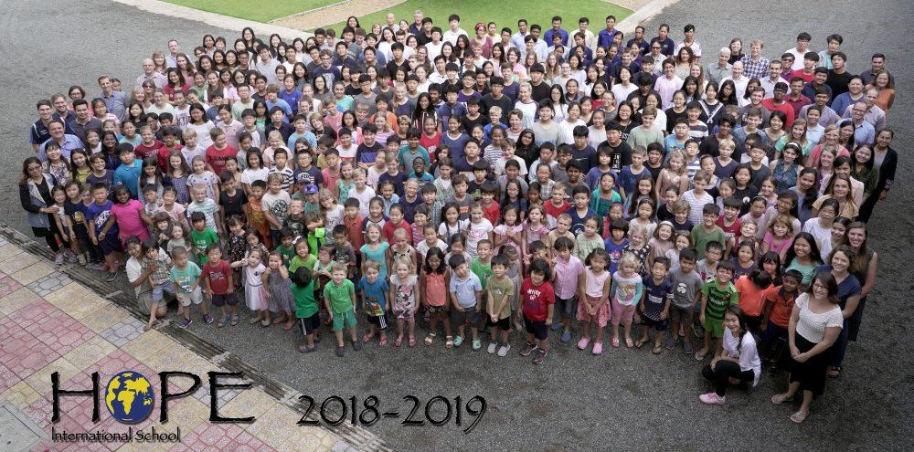 HOPE PhnomPenh Campus - 2018 to 2019