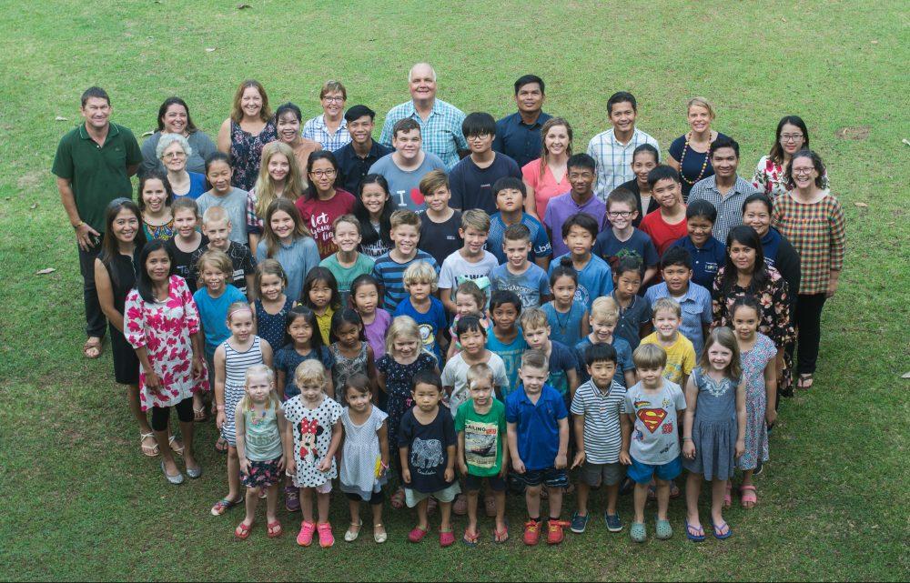 HOPE Siem Reap Campus - 2018 to 2019